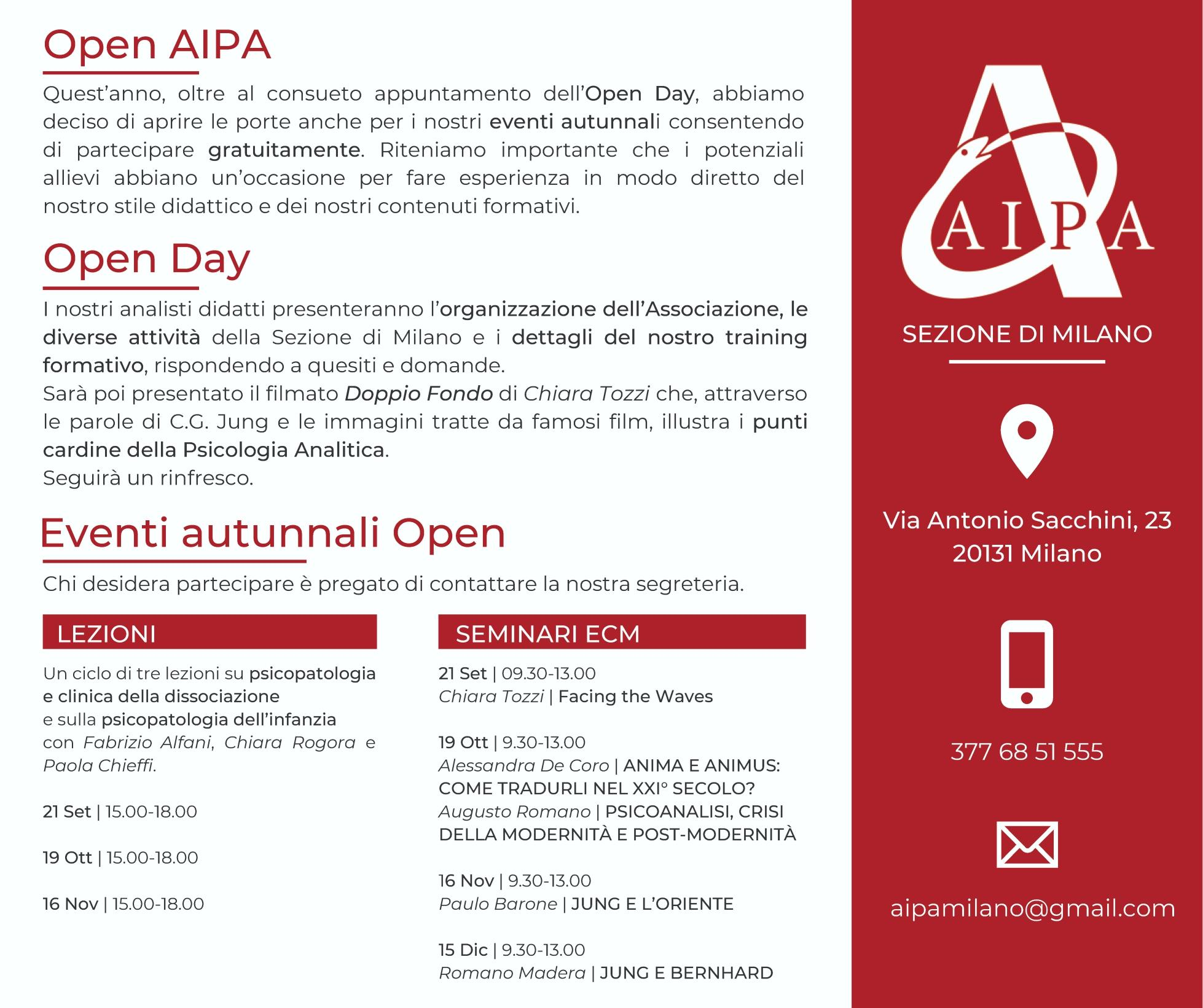 AIPA OPEN DAY2